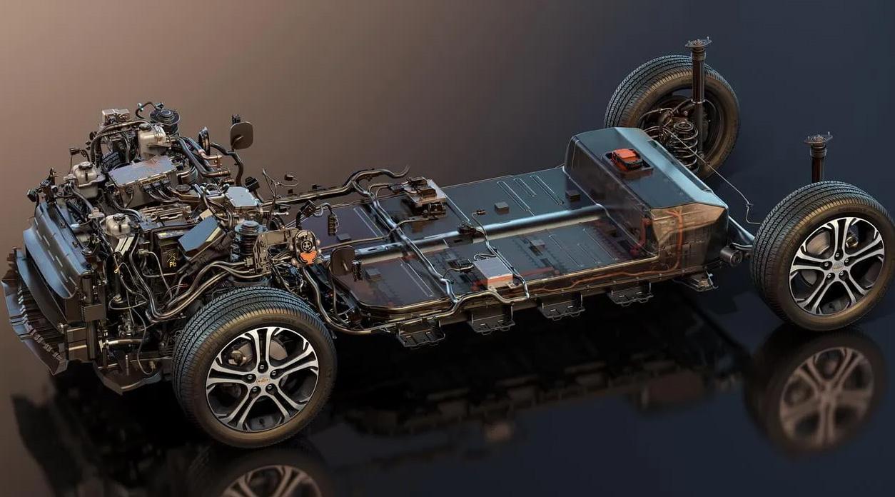 Гибридные и электрические автомобили.
